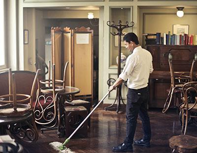 Cleaning service Edmonton